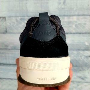 Vans Shoes - Vans Varix WC Staple Black Men's Shoes Size 8.5